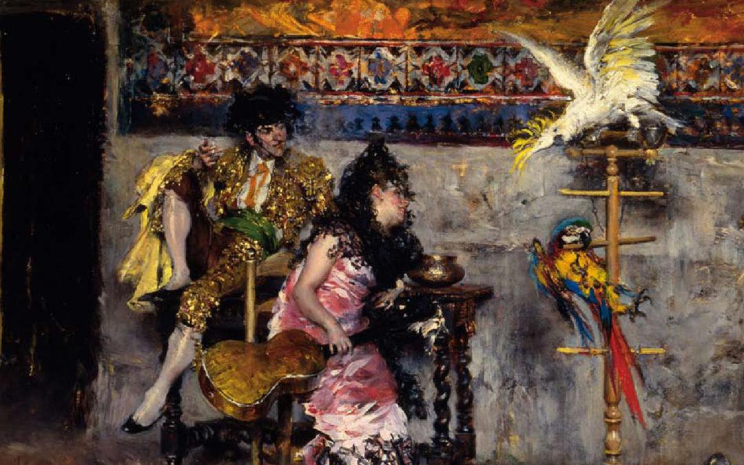 Il sensualismo spagnolo nelle tele di Giovanni Boldini